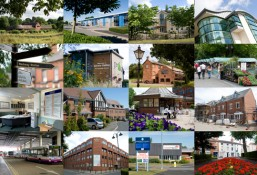 Photographing Redditch