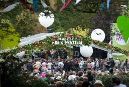 Moseley Folk Festival 2011