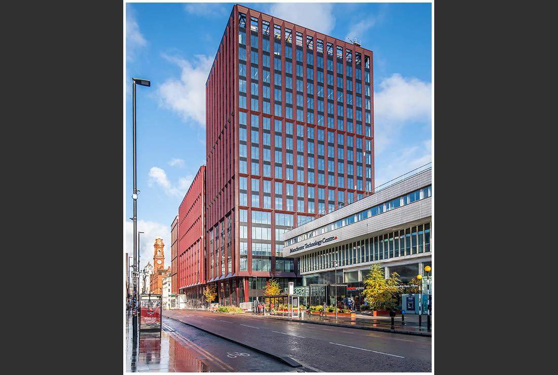 Manchester Architectural Photographer | Simon Hadley